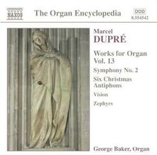 Opere per organo vol.13 - CD Audio di Marcel Dupré