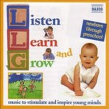 Music to Stimulate and Inspire Young Minds - CD Audio