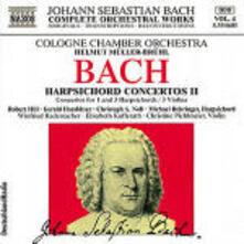 Opere per orchestra vol.4 - CD Audio di Johann Sebastian Bach