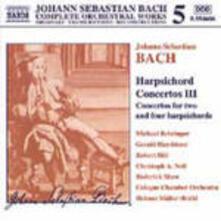 Opere per orchestra vol.5 - CD Audio di Johann Sebastian Bach