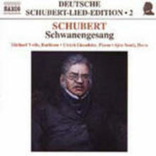 Deutsche Schubert Lied Edition vol.2: Rellstab Lieder - CD Audio di Franz Schubert