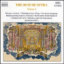 The Best of Opera vol.4 - CD Audio