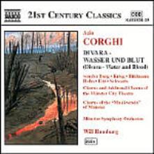 Divara - Wasser und Blut - CD Audio di Azio Corghi