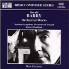 Opere per orchestra - CD Audio di Gerald Barry
