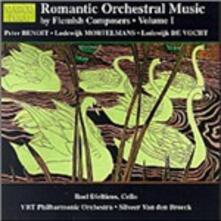 Musica romantica di compositori fiamminghi - CD Audio