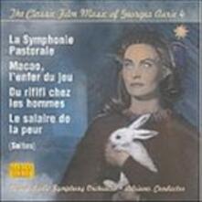 The Classic Film Music 4 (Colonna Sonora) - CD Audio di Georges Auric