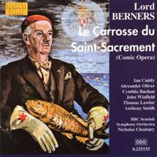 Le Carrosse du Saint-Sacrement - CD Audio di Lord Berners