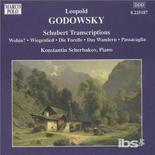 Opere per pianoforte vol.6 - CD Audio di Leopold Godowsky