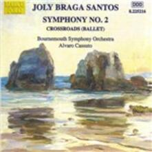 Sinfonia n.2 - Encruzilhada - CD Audio di Joly Braga Santos