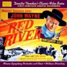 Red River (Colonna Sonora) - CD Audio di Dimitri Tiomkin