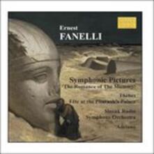 Tableaux Symphoniques D'après Le Roman De La Momie - CD Audio di Ernest Fanelli