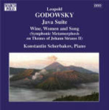 Musica per pianoforte vol.8 - CD Audio di Konstantin Scherbakov,Leopold Godowsky