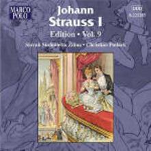 Johann Strauss Edition vol.9 - CD Audio di Johann Strauss,Christian Pollak