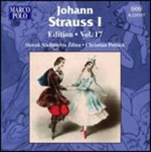 Edition vol.17 - CD Audio di Johann Strauss,Christian Pollak,Slovak Sinfonietta