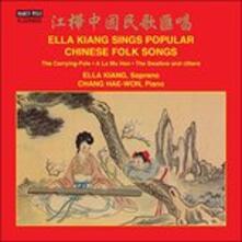Sings Popular Chinese Folk - CD Audio di Ella Kiang