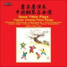 Piece popolari cinesi per pianoforte - CD Audio di Seow Yitkin