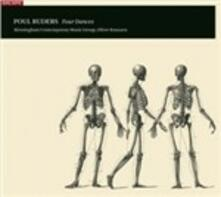 Four Dances in One Movement - Absym - CD Audio di Oliver Knussen,Poul Ruders