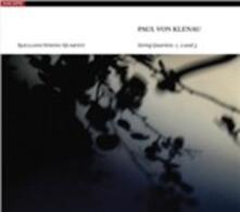 Quartetti per Archi Nn. 1, 2, 3 - CD Audio di Paul Von Klenau
