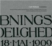 Cantate - Omaggio A Holberg - CD Audio di Carl August Nielsen,Bo Holten