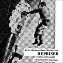 Repriser - CD Audio di Pelle Gudmundsen-Holmgreen