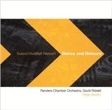 Dance and Detours - CD Audio di Svend Hvidtfelt Nielsen