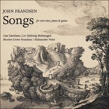 Songs - CD Audio di John Frandsen