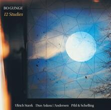 12 studi - CD Audio di Bo Gunge,Ulrich Staerk