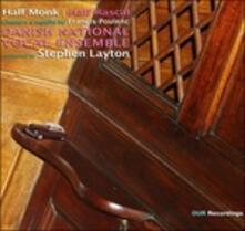 Cori a cappella di Francis Poulenc - CD Audio di Francis Poulenc,Stephen Layton