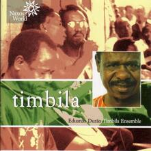 Timbila - CD Audio di Eduardo Durao