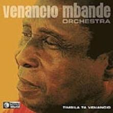 Mozambique: Timbila ta Venancio - CD Audio di Venancio Mbande