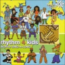 Rhythm 4 Kids - CD Audio