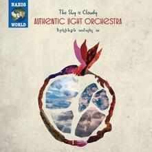 The Sky Is Cloudy. Folk armeno e contaminazioni - CD Audio di Authentic Light Orchestra