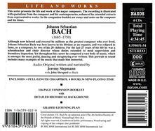 Life and Works - CD Audio di Johann Sebastian Bach