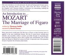 Intro to Marriage of Figa - CD Audio di Wolfgang Amadeus Mozart