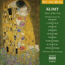 Musica al tempo di Klimt - CD Audio