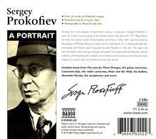 A Portrait of Prokofiev - CD Audio di Sergej Sergeevic Prokofiev