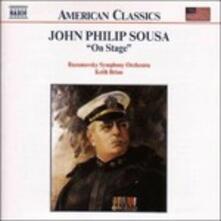 On Stage Vol.1 - CD Audio di John Philip Sousa