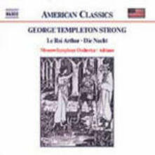 Le Roi Arthur - Die Nacht - CD Audio di Moscow Symphony Orchestra,George Templeton Strong,Adriano
