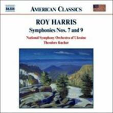 Sinfonie n.7, n.9 - Epilogue to Profiles in Courage - CD Audio di Roy Ellsworth Harris