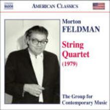 Quartetto per archi - CD Audio di Morton Feldman