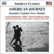 American Journey - CD Audio