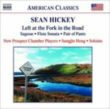 Left at the Fork in the Road - CD Audio di Sean Hickey
