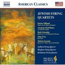 Jewish String Quartets - CD Audio