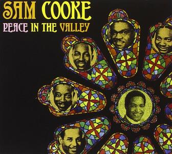 Vinile Peace in the Valley Sam Cooke