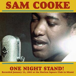 One Night Stand! At the Harlem Square Club in Miami - Vinile LP di Sam Cooke