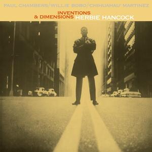 Inventions and Dimensions - Vinile LP di Herbie Hancock