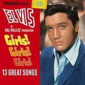 Vinile Girls Girls Girls (Colonna Sonora) Elvis Presley
