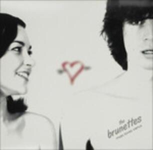 Mars Loves Venus - Vinile LP di Brunettes