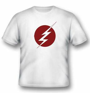 T-Shirt unisex Flash. Lightning Logo