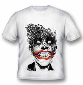 Idee regalo T-Shirt unisex Batman. Joker by Jock 2BNerd